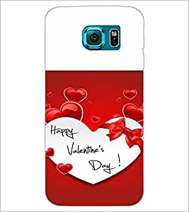 PrintDhaba Quote D-4724 Back Case Cover for SAMSUNG GALAXY S6 EDGE (Multi-Coloured)