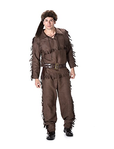 Trapper Kostüm für Herren (Trapper Kostüm)
