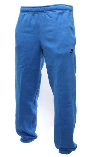 Nike Jogginghose 415307-481 blau Gr. S (Kordelzug-gefütterte Trainingshose)