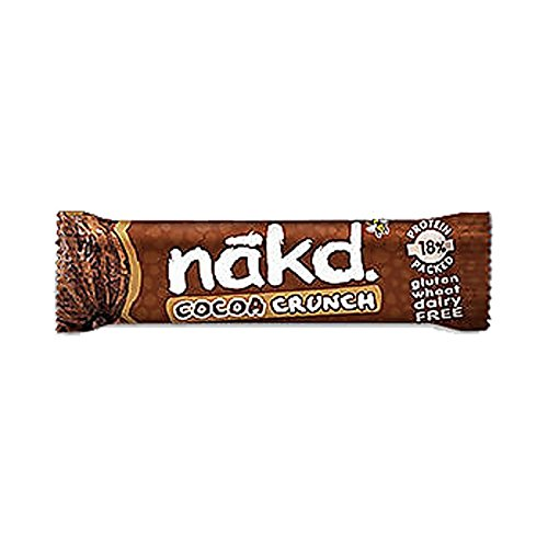 Nakd Barritas de Cacao Crunch 35g (Pack de 2)