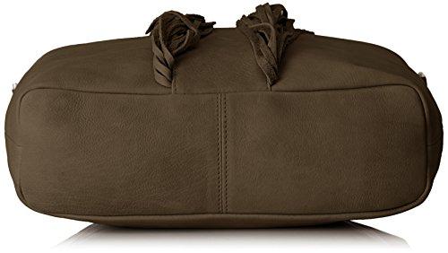 Amsterdam Cowboys Bag Winterton, Sacs portés épaule Marron - Braun (Mud 560)