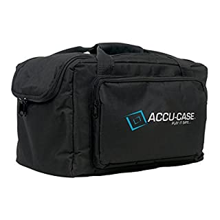 Accu Case F4 PAR BAG Tasche passend f. 4x Flat PAR Tripar Profile LED NEU