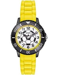 s.Oliver Jungen-Armbanduhr Analog Quarz SO-2983-PQ