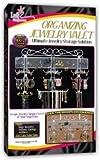 Organizing Jewelry Valet (White) (14.5H x 23.75W x 2.375D) by Jobar