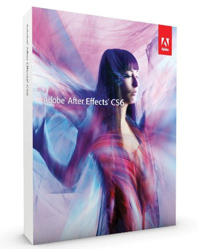 Adobe After Effects CS6 englisch
