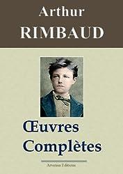 Arthur Rimbaud : Oeuvres complètes et annexes (nouvelle édition enrichie) - Arvensa Editions