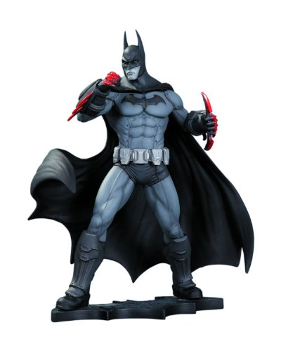 DC Collectibles MAY130273 - Estatua Batman (MAY130273) - Figura Batman Arkham City (25 cm) 1