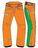 Halti Palander 2014Pantalon de ski pour homme X-Large Orange - Orange