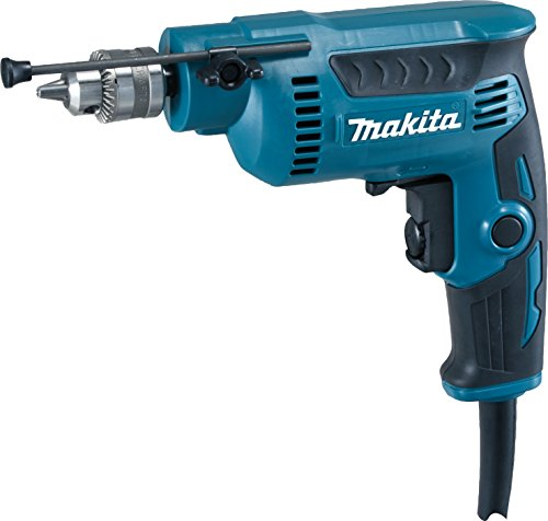 Makita DP2010 Bohrmaschine High Speed, 240 V, Schwarz, Blau