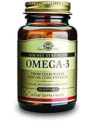 Solgar Omega-3 Alta Concentración - 30 Cápsulas