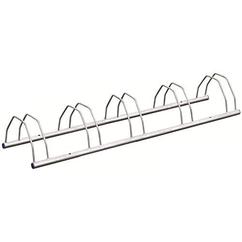 Hardcastle Portabici a pavimento/parete - Ampia scelta di dimensioni - Rastrelliera portabici