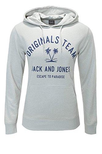 Jack & Jones Herren Hoodie Kapuzenpullover Sweatshirt