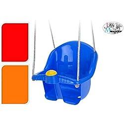 Mundigangas 555N505 - Columpio Infan Plástico 39X35,5X35, colores surtidos