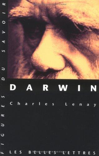 Darwin (Figures Du Savoir) by Charles Lenay (1999-01-31) par Charles Lenay