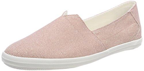Tamaris Damen 24600 Espadrilles, Pink (Rose Glam), 38 EU