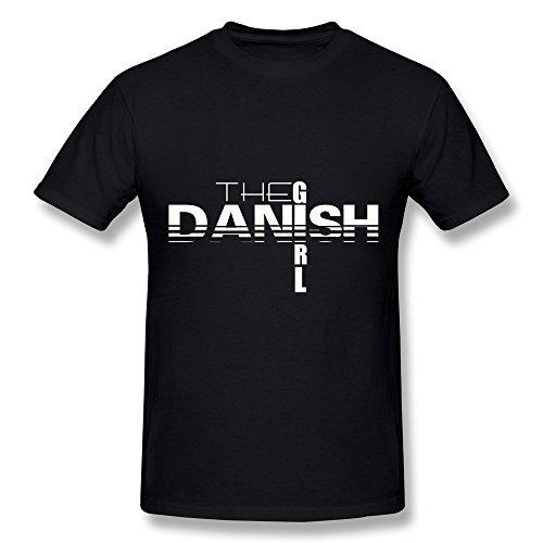 Dzzlee Clothes  Herren T-Shirt Gr. X-Small, Schwarz - Schwarz