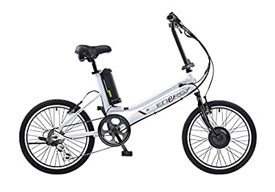 Coyote Energy Folding Electric bike