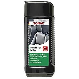 SONAX 291141 Leder-Pflege-Lotion, 250 ml