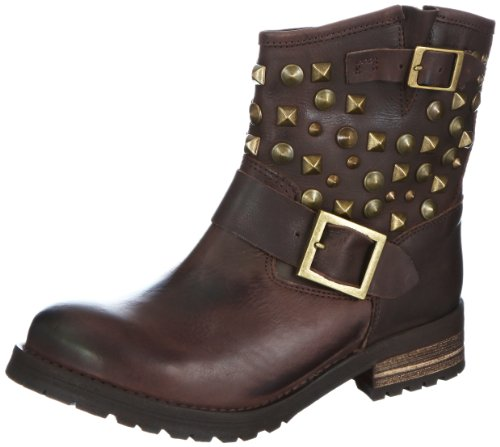 Buffalo London 1628 DANI, Stivali donna marrone (Braun (Brown 01))
