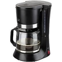 Jata CA290 - Cafetera de goteo de 2 a 12 tazas, 680 W, color negro