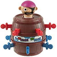 Pop Up Pirate Mini Children's Preschool Action Game