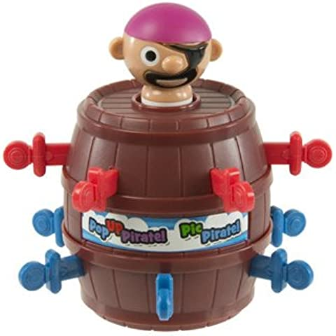 13957 Mini Pop up Pirate Game by Pop Up Pirate