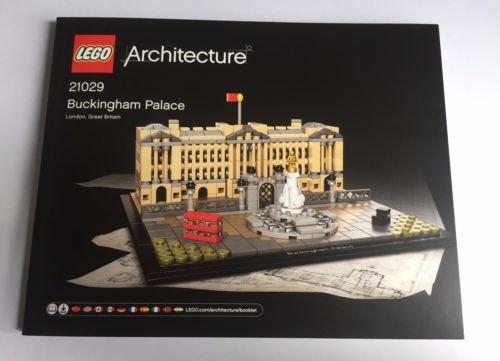 Preisvergleich Produktbild LEGO 21029 Architecture Buckingham Palace NUR Bauanleitung Instruction only