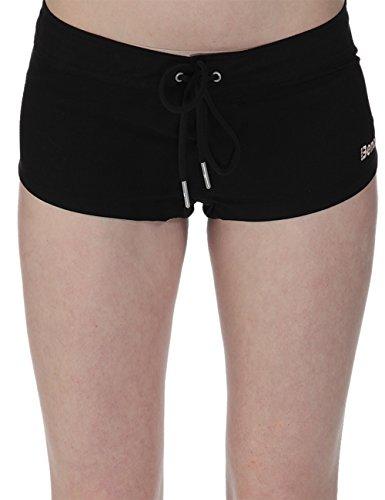 Bench Damen Badeshorts Boardshorts HOTTEE C schwarz (Jet Black) Small