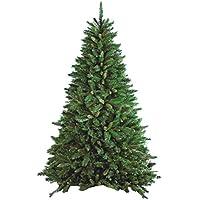 Flora Newtiffany Albero di Natale, Verde, 180 cm