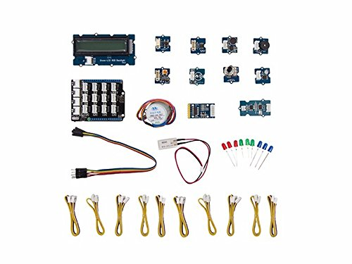 Grove Starter kit for Arduino&Genuino 101 + BlueberryE Grove BME280