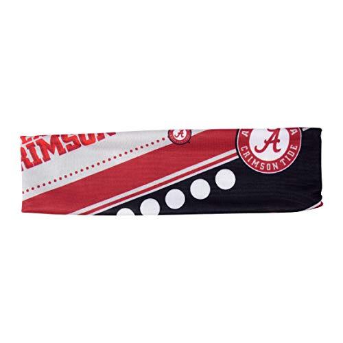 Littlearth NCAA Alabama Crimson Tide Stretch Headband -