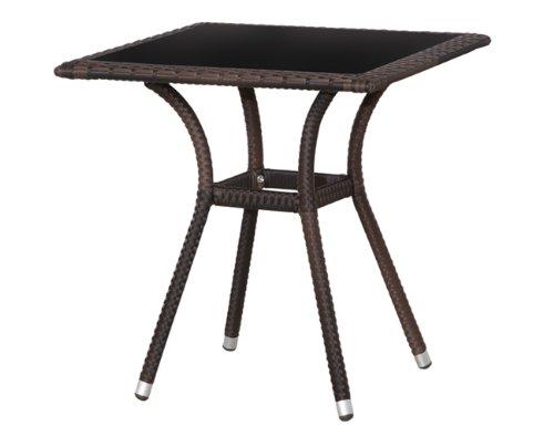 siena-garden-560586-tisch-wien-70x70cm-aluminium-gestell-gardinor-geflecht-maron-glasplatte-schwarz-