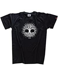 Original Viking-Shirts T-Shirt | Weltenbaum Yggdrasil - Gib uns Kraft und schütze uns Germanen Wikinger | 100 % Baumwolle | bequem & hoher Tragekomfort