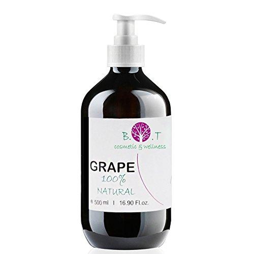Aceite de Pepitas de Uva 500 ml