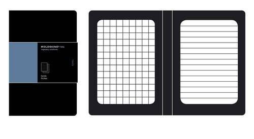 Memo Cards Pocket por Moleskine