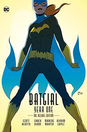 Batgirl: Year One Deluxe Edition Batgirl Girl