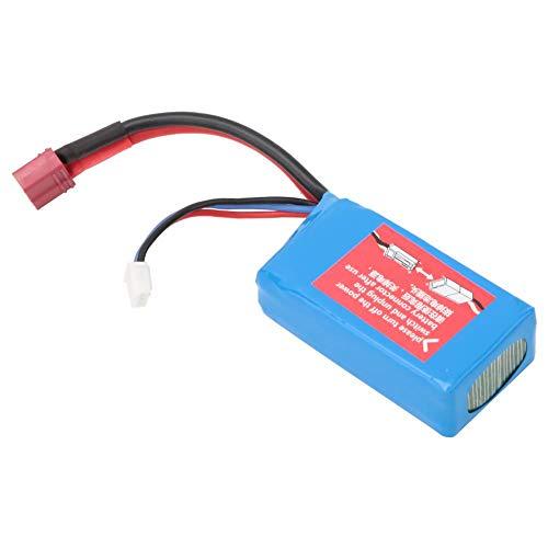 VGEBY1 Batteria Auto RC, Parti Accessori Batteria Auto RC Adatte per Wltoys A959-B A969-B A979-B K929-B (7.4V 1500mAh)