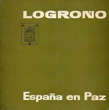 LOGROÑO. España en Paz.
