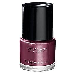 Oriflame Pure Colour Nail Polish (Mauve Mirage)