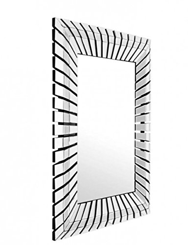 Casa-Padrino-Designer-Luxury-Mirror-Glass-Wall-Mirror-90-x-H-120-cm-Luxury-Hotel-Mirror