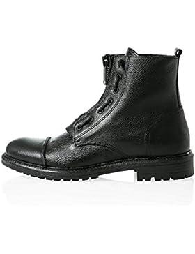 Antony Morato Herren Stivaletto Allacciato Combat Boots