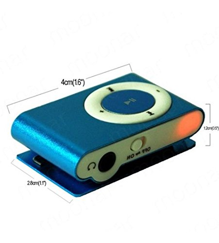 My Style Ipod Mp3 Player (Metal Body) With Dedicated Sd Card Slot (3 Months Warranty)