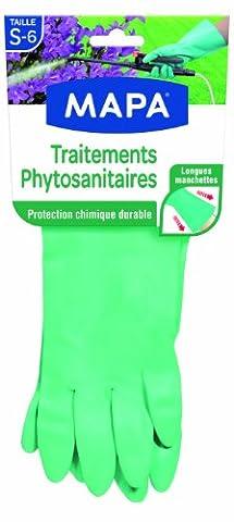 Mapa Gants de Jardin Traitements Phytosanitaires Taille 6/S