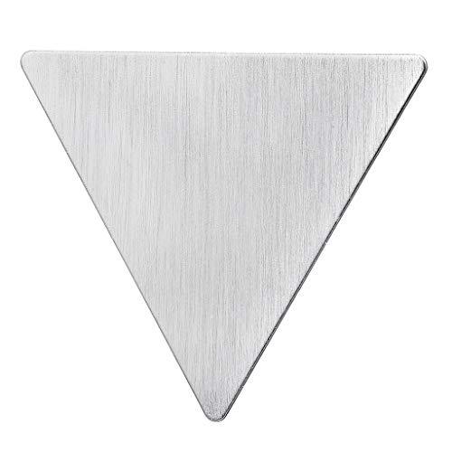 Yanhonin BB Clips, Haarspange, geometrische Formen aus Metall, Dekoration von Formen, Clips, Friseurzubehör für Damen Ds (Ds Craft)