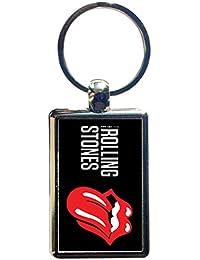 Schlüsselanhänger Stahl Rolling Stones