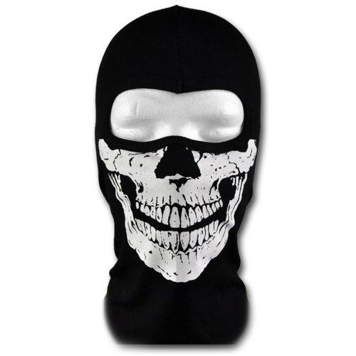 WINDMASK Sturmhaube - Totenkopf Skull Face 2 zu WINDMASK