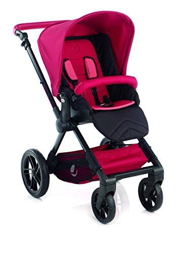 Jane 5371 S13 Kinderwagen-Set, Muum plus Koos, Scarlet, Kollektion 2015