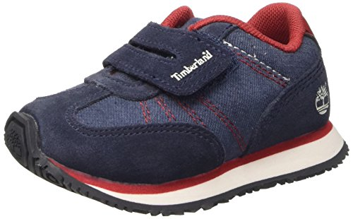 Timberland Penhallow H Lox, Scarpe Walking Baby Bambini e Ragazzi Blu (Navy/Denim)