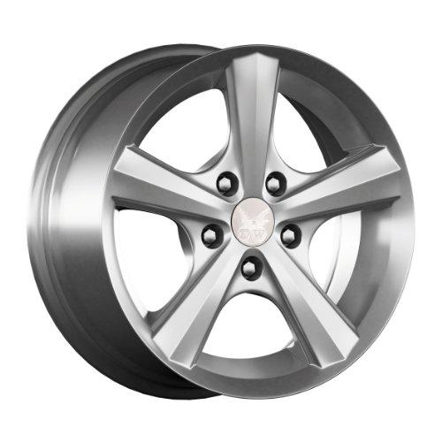 in. pro. De la série FS-417s 5112 C38666 de 8 D & W Jante Monza Argent 7 x 17 5/112 et38 Mercedes Classe E Cabriolet/Coupé (207), 120-300 kW, Bj. 2009 -