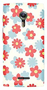 TrilMilPrinted Designer Mobile Case Back Cover For Alcatel Onetouch Flash 2 / Alcatel One touch Flash 2
